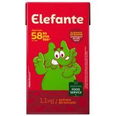 EXTRATO TOMATE ELEFANTE CX 1X1,1KG PROF