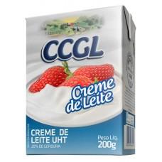 CREME LEITE CCGL CX 1X200G