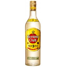 RUM HAVANA CLUB 3 ANOS 1X750ML