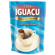 CAFE IGUACU DESCAFEINADO SACHE 1X50G