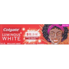 CREME DENTAL COLGATE LUMINOUS WHITE BRILLANT 12X70G