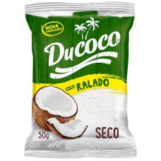 COCO RALADO DUCOCO DESIDRATADO 1X50G