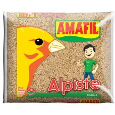ALIMENTO AVES ALPISTE AMAFIL 1X500G