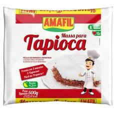 MASSA AMAFIL TAPIOCA 1X500G