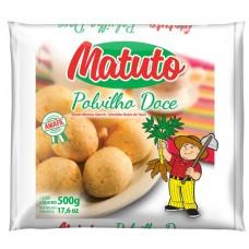 POLVILHO MATUTO DOCE 1X500G