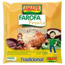 FARINHA FAROFA AMAFIL TRADICIONAL 1X250G