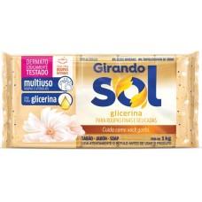 SABAO BARRA GIRANDO SOL GLICERINA 10X5UNX200G