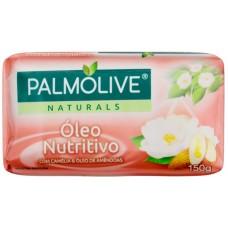 SABONETE PALMOLIVE BARRA OLEO NUTRITIVO 12X150G