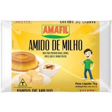 AMIDO MILHO AMAFIL SACHE 1X1KG