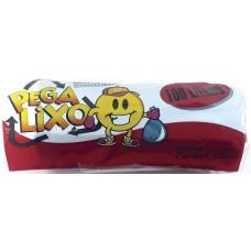 SACO LIXO PEGA LIXO 100L AZUL 10X25UN ROL