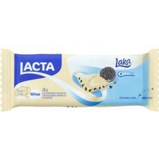 CHOCOLATE BARRA LACTA LAKA OREO 20X20G