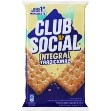 BISCOITO CLUB SOCIAL INTEGRAL TRADICIONAL 1X144G