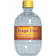 CACHACA TRAGO FINO BARRICA 12X500ML PEQ