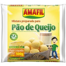 MISTURA PAO QUEIJO  AMAFIL 1X500G