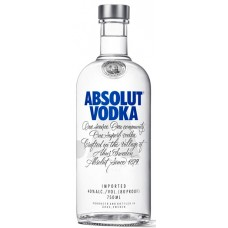 VODKA ABSOLUT 1X750ML