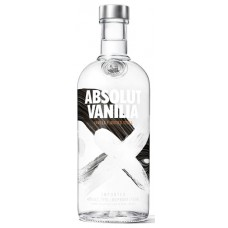 VODKA ABSOLUT VANILLA 1X750ML