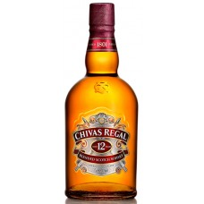 WHISKY CHIVAS REGAL 12 YEARS 1X750ML