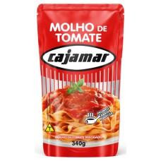 MOLHO CAJAMAR TOMATE REFOGADO SACHE 1X340G
