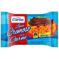 MASSA COROA LAMEN CREMOSO CARNE 1X60G