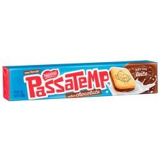 BISCOITO PASSATEMPO RECHEADO CHOCOLATE 1X130G