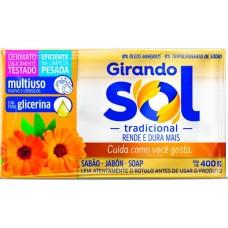SABAO BARRA GIRANDO SOL TRADICIONAL 20X400G