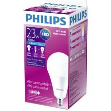 LAMPADA PHILIPS LED BULBO BRANCA 23W 3000LM 1X1UN 180W