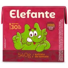 EXTRATO TOMATE ELEFANTE CX 1X540G