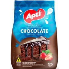 MISTURA BOLO APTI CHOCOLATE 1X400G