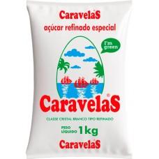 ACUCAR REFINADO CARAVELAS 10X1KG