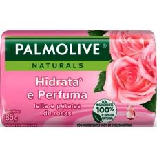 SABONETE PALMOLIVE BARRA HIDRATA PERFUMA 12X85G