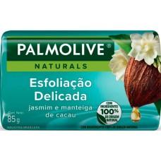 SABONETE PALMOLIVE BARRA ESFOLIACAO DELICADA 12X85G