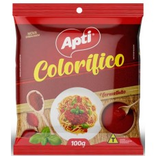 TEMPERO APTI COLORIFICO VERMELHAO 1X100G PC