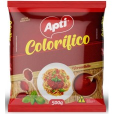 TEMPERO APTI COLORIFICO VERMELHAO 1X500G PC