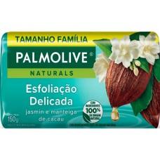 SABONETE PALMOLIVE BARRA ESFOLIACAO DELICADA 12X150G
