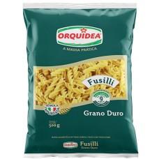 MASSA ORQUIDEA GRANO DURO FUSILLI 1X500G