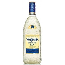 GIN SEAGRAMS EXTRA DRY 1x750ML