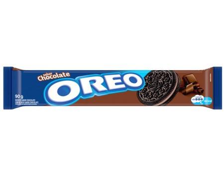 BISCOITO OREO RECHEADO CHOCOLATE 1X90G