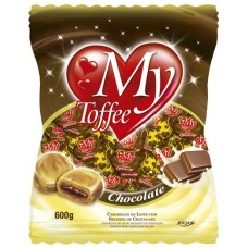 BALA RICLAN MASTIGAVEL MY TOFFEE CHOCOLATE 1X600G