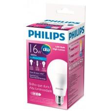 LAMPADA PHILIPS LED BULBO BRANCA 16W 1800LM 1X1UN 100W