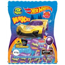 PIRULITO RICLAN BOLA CHICLE POP MANIA HOT WHEELS 1X24UN