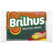 ESPONJA MULTIUSO BRILHUS PROTEJE UNHAS 487 1X1UN
