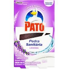 DESINFETANTE PATO PEDRA WC LAVANDA 12x25G