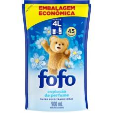 AMACIANTE FOFO CONCENTRADO REFIL TRADICIONAL 1X900ML REF