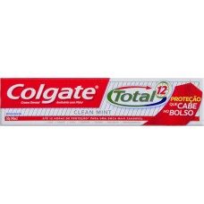 CREME DENTAL COLGATE TOTAL 12 CLEAN MINT 12X50G