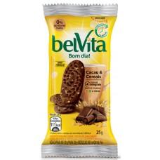 BISCOITO BELVITA CACAU CEREAIS 1X75G
