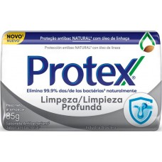 SABONETE PROTEX BARRA LIMPEZA PROFUNDA ORIGINAL 12X85G