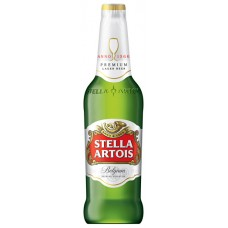 CERVEJA ONE WAY STELLA ARTOIS 12X550ML