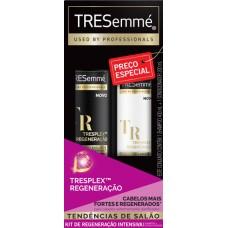 SHAMPOO TRESEMME TRESPLEX REGENERACAO PROMO 1X2X400ML