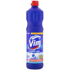 DESINFETANTE VIM CLORO GEL ORIGINAL 1X700ML