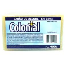 SABAO BARRA COLONIAL ALCOOL 20X400G